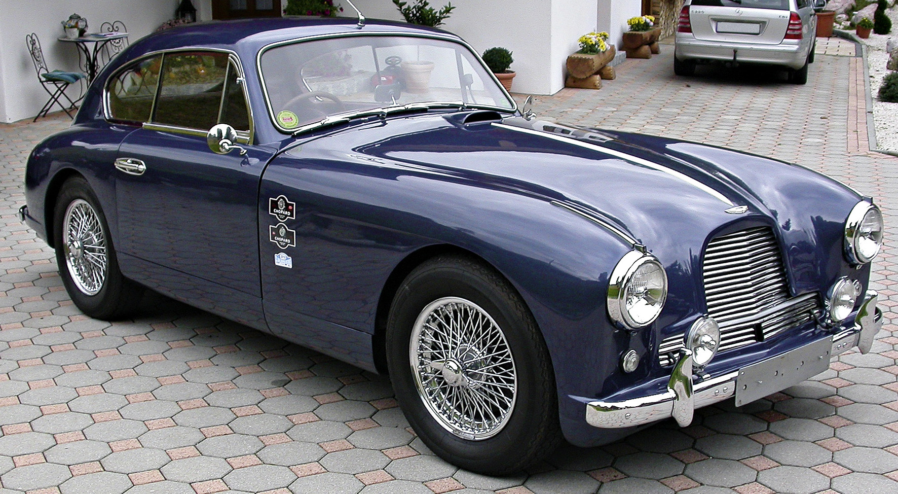 Aston Martin Oldtimer