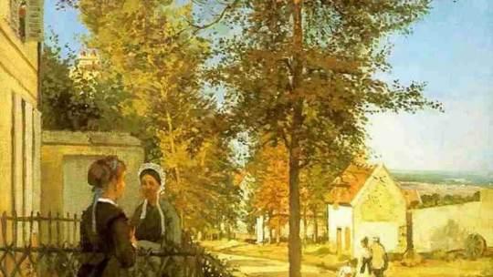 Landschaftsmalerei impressionismus  Impressionismus - Malerei - Geschichte - Maler | Online Info über ...