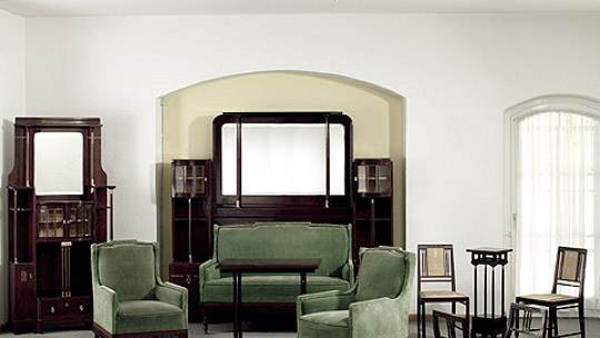 Möbel Einrichtung Jugendstil Art Nouvea Sezessionsstil Art