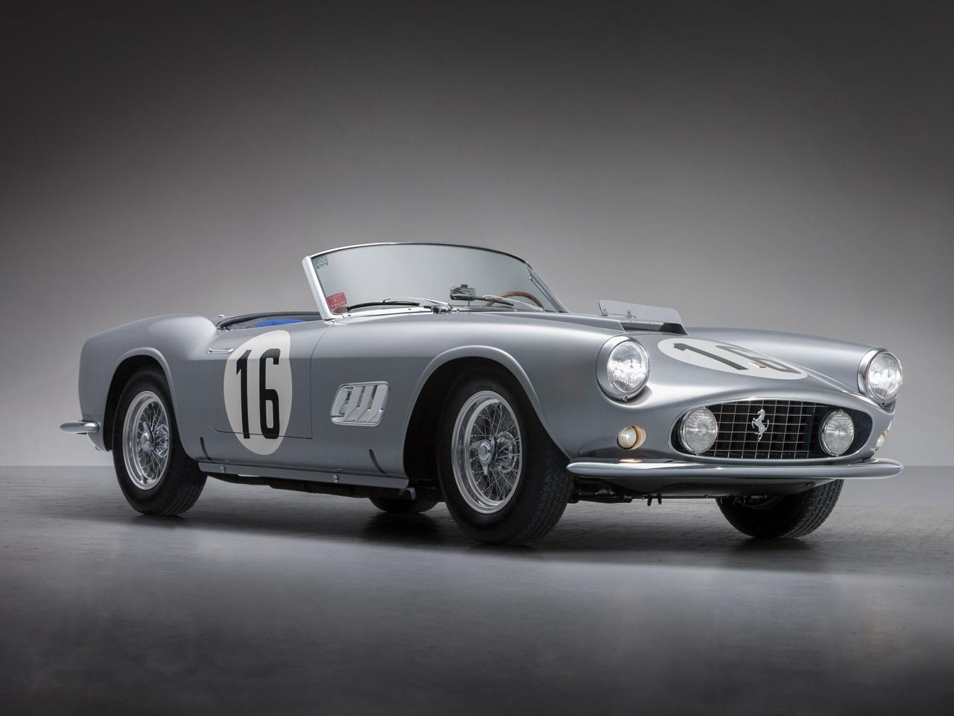 Sale 18m Alloy Ferrari Lwb Cal Spider Competizione Leads Rm Sotheby S Icons Sale Findart Cc