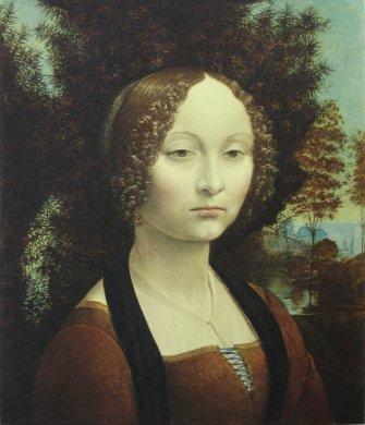 leonardo da vinci 1452 1519 weibliches bildnis kunsthistorisches museum wien khm reisserbilderat - Leonardo Da Vinci Lebenslauf