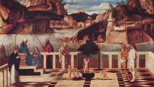 Renaissance Kunst, Malerie- Venedig (08)