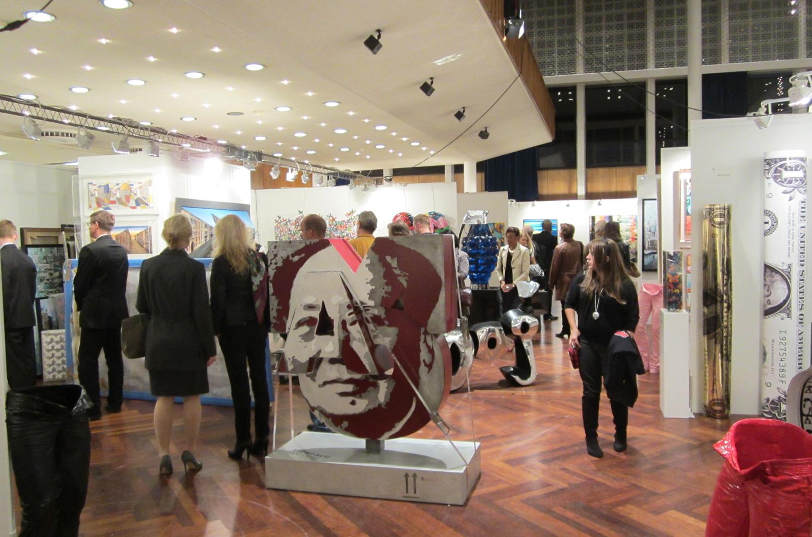 Kunstmesse Zürich | 16. Internationale Messe für zeitgenössische ...