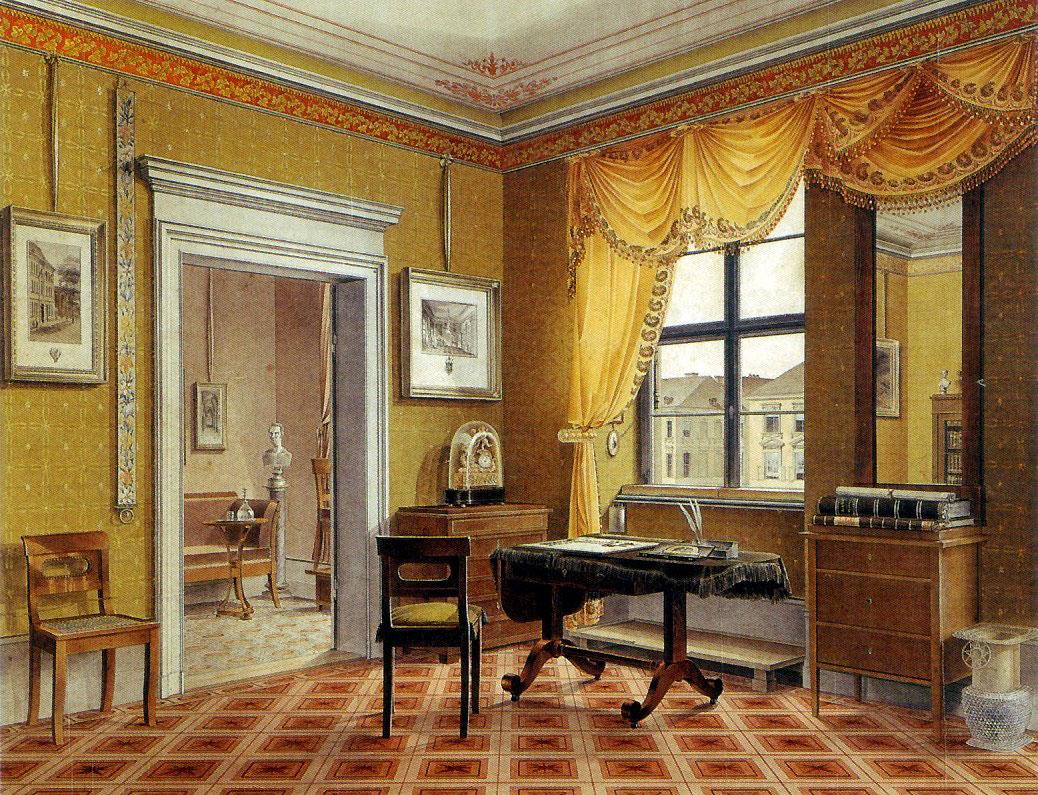 biedermeier m bel merkmale geschichte mobiliar wohnung b rgerlichen wohnung. Black Bedroom Furniture Sets. Home Design Ideas