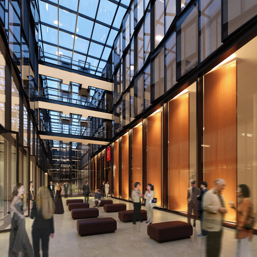 Alten wall bucerius kunst forum bezieht anfang 2018 neue - Att architekten ...