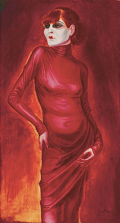 Anita Berber Otto Dix