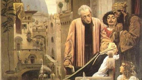 Renaissance Maler: Bondone, Lord Leighton
