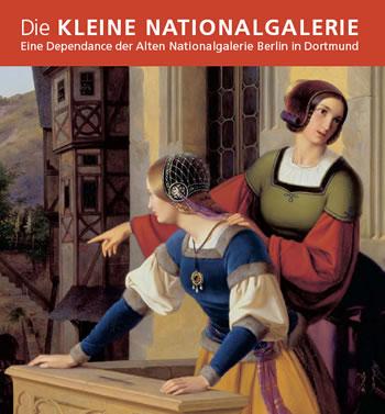 Broschüre die kleine nationalgalerie