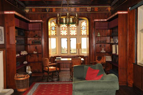 augustus pugin the library of pugin s own house in ramsgate c fisheaters