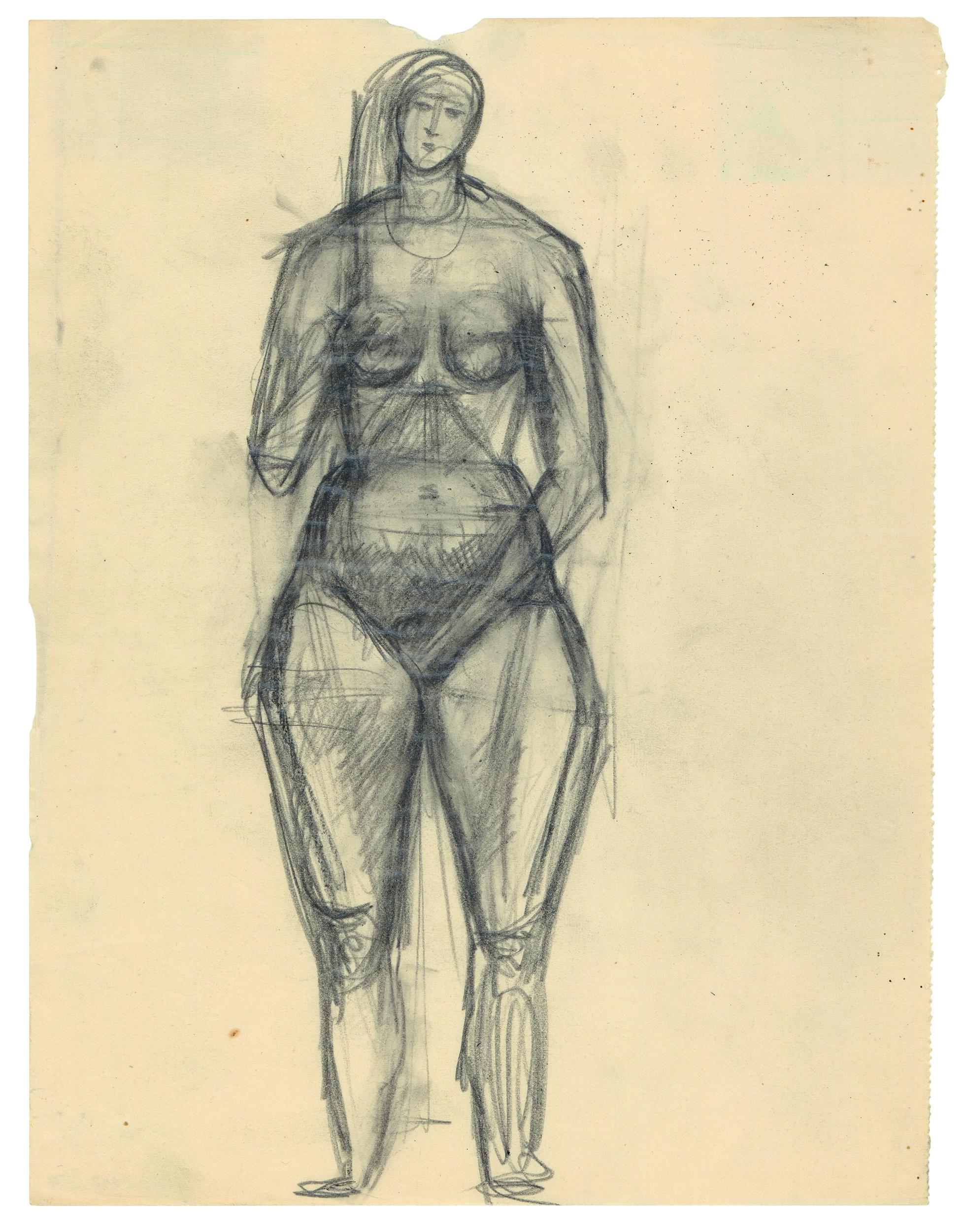 Zeichnungen und Aquarelle | Alberto Giacometti | findART.cc alte und ...