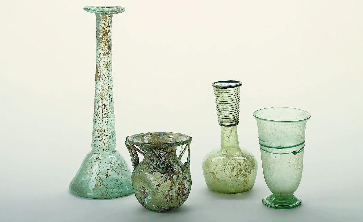 antikes glas von altertum bis zum 19 jahrhundert. Black Bedroom Furniture Sets. Home Design Ideas