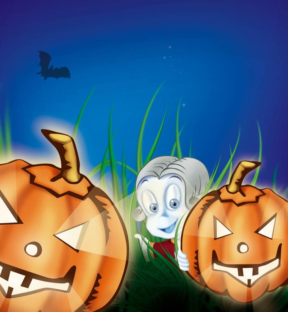 c und a halloween