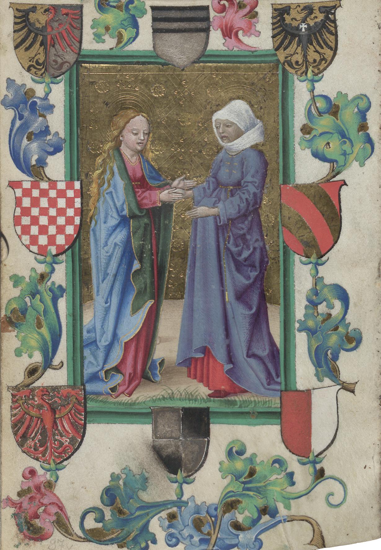 Geburt Jesu   Unter Bethlehems Stern. 24 Prachthandschriften aus dem ...