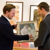 Ankauf von Kunstwerken