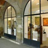 © Sibman gallery Outside view of the gallery