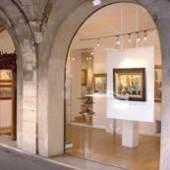 Aussenansicht der Galerie Ariel Sibony (c) arielsibony.com