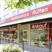 Blick auf das Auktionshaus Rütten (c) auktion-ruetten.de