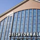 Außenansicht der Halle für aktuelle Kunst. (c) deichtorhallen.de