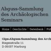 Unternehmenslogo Abguss-Sammlung