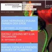 """""""Kunst und Natur"""" stehen im Zentrum der Aktivitäten der ALTANA Kulturstiftung."""