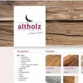 Altholz und historische Baustoffe