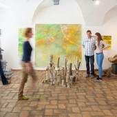 Ausstellungsansicht Altstadtgalerie Gmünd © photo-baurecht.com