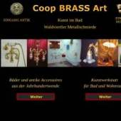 Coop BRASS Art,  Oswald Ernstberger