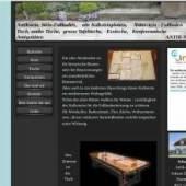 Antik - Schlössl: Alte Steinböden - Antikfußboden - alte Marmor