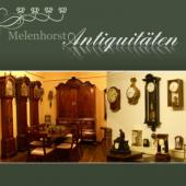 Unternehmenslogo Melenhorst Antiquitäten