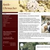 Verkauf von antiken Uhren, Johannes Brandlmayr