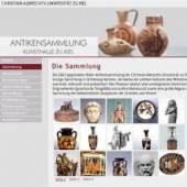 Unternehmenslogo Antikensammlung - Kunsthalle zu Kiel
