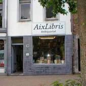 Unternehmenslogo AixLibris Antiquariat Klaus Schymiczek