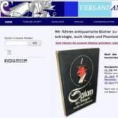 Unternehmenslogo Versandantiquariat Hans-Jürgen Lange