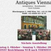 Antiques Vienna - Kunst- und Antiquitätenhandel