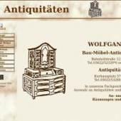 Antiquitäten   Wolfgang Bauer