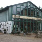 Der Antikhof in Schlotfeld, 60km von Hamburg entfernt