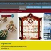 Kunst & Antiquitäten Ausstellung auf Rügen