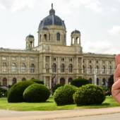 APP des Kunsthistorischen Museums Wien ©KHM mit MVK und ÖTM
