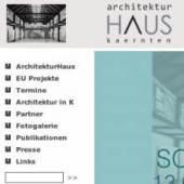 ArchitekturHaus Kärnten