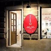 Eingang in die Galerie (c) arcticfinearts-austria.com