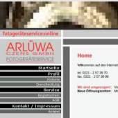 Arlüwa Czens - Fotogeräteservice