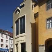 Aussenansicht der Augustinermuseum, Foto Eicken