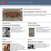 Unternehmenslogo Bundesdenkmalamt