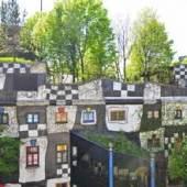 Unternehmenslogo Kunst Haus Wien Museum Hundertwasser