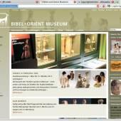 BIBEL+ORIENT MUSEUM - Musée BIBLE+ORIENT