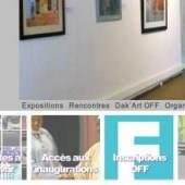 Unternehmenslogo Biennale des Arts de Dakar