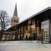 Eingang Hamburger Museum für Archäologie (c) helmsmuseum.de