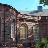 Museum Heylshof, Parkseite