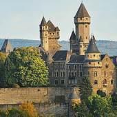 Schloss Braunfels, Hessen, Deutschland