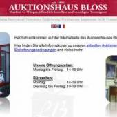 Auktionshaus Bloss